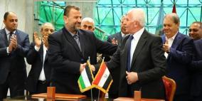 حماس تكشف عن 3 مقترحات قدمتها لمصر بشأن المصالحة