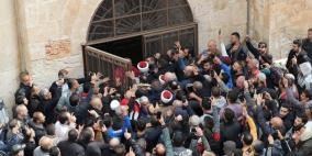 حراس الأقصى يدعون للاعتصام الجمعة المقبلة لإدخال المبعدين