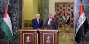 الرئيس يصل بغداد في زيارة رسمية