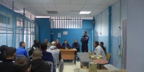 افتتاح دورة حول صناعة الفخار في مركز الإصلاح والتأهيل بجنين