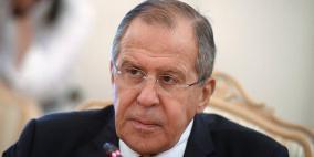 لافروف يجدد دعوة موسكو لحوار مباشر بين الرئيس عباس ونتنياهو