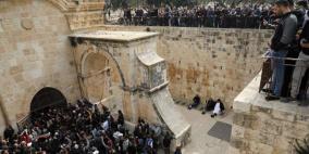 طالت أعلى هيئة دينية.. الاحتلال أبعد 133 مواطنا عن القدس