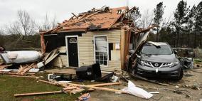 بالفيديو والصور.. قتلى ومفقودين جراء إعصار مدمر في ألاباما