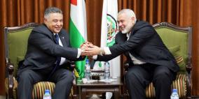حماس تبعث رسالة الى اسرائيل عبر المخابرات المصرية