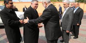 صحيفة تكشف ما أبلغه الوفد المصري لحماس حول تفاهمات التهدئة
