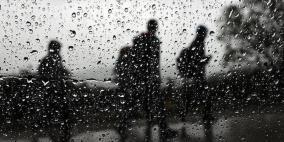 دراسة: هطول الأمطار يؤثر على معدلات الجرائم