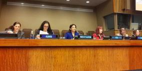 الاحصاء الفلسطيني يواصل مشاركته في اجتماعات اللجنة الإحصائية للأمم المتحدة بنيويورك