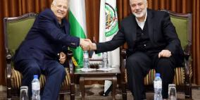 تفاصيل اجتماع لجنة الانتخابات مع قيادة حماس في غزة