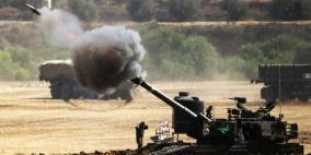 الاحتلال يقصف موقعا للمقاومة شرق غزة