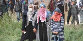 """غزة تستعد لجمعة """"المرأة الفلسطينية"""""""