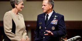 استقالة وزيرة القوات الجوية الأميركية بشكل مفاجئ
