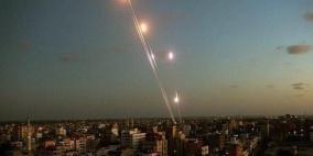 كيف ردت حماس؟... هل تقصف غزة الخليج بصواريخ بالستية!
