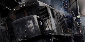 تجديد حبس المتهمين في كارثة محطة مصر