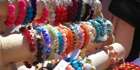 بازار بيتنا الثالث في الخليل لدعم مرضى السرطان