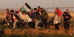إصابة شاب برصاص الاحتلال شرق البريج