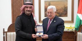 الرئيس يمنح فنانين واعلاميين أردنيين وسام الثقافة والعلوم والفنون