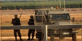 الاحتلال يعتقل شابين حاولا التسلل شمال غزة