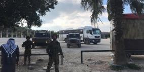 اندلاع مواجهات- الاحتلال يغلق الموقع الأثري في سبسطية