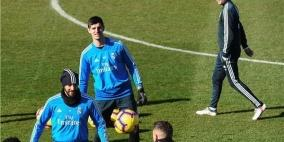 تغييرات مفاجئة في قائمة ريال مدريد لمواجهة بلد الوليد