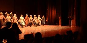 رام الله: فرقة الفنون الشعبية تحتفل بمرور 40 عاماً على تأسيسها