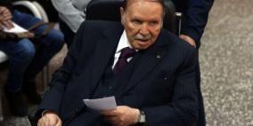 رغم الاحتجاجات.. بوتفليقة سيحكم الجزائر عاما آخر