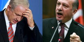 أردوغان يصف نتنياهو بالطاغية وقاتل الأطفال