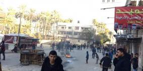 فتح: قمع المتظاهرين السلمين في غزة انتهاك للقيم الوطنية
