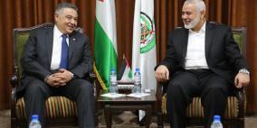 الوفد الأمني المصري يصل غزة حاملا رد اسرائيلي لحماس