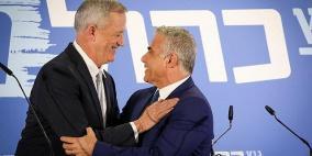 """آخر استطلاع اسرائيلي يُظهر تراجع قوة تحالف """"غانتس ولبيد"""""""