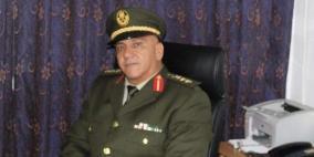 استشهاد العقيد عودة خلال فرض النظام في بيت لحم