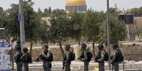 اعتقال ناشط مقدسي من بلدة العيسوية