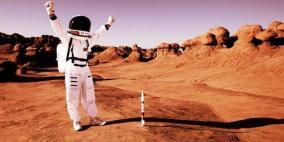"""""""ناسا"""" تكشف عن أول شخص ستطأ قدمه سطح المريخ"""
