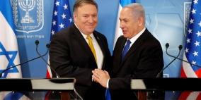 بومبيو يلتقي نتنياهو في القدس الأسبوع المقبل