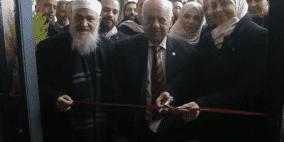 افتتاح مطعم سرايا عالبال في مدينة البيرة