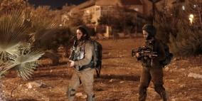 الاحتلال يفصل قرى غرب رام الله عن المدينة