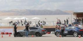 """""""جاكوار لاند روڤر"""" تستضيف جولة قيادة تجريبية مشتركة لسيارات علامتيها التجاريتين في فلسطين"""