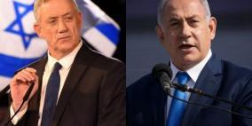 غانتس: لن أجلس في حكومة يرأسها نتنياهو