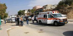 وفاة فتى أصيب بحادث دهس في رهط قبل أيام