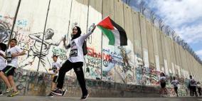 بمشاركة أكثر من 8 آلاف عداء.. انطلاق ماراثون فلسطين الدولي