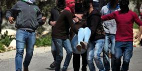 اصابة شاب في كفر قدوم والاحتلال يعتدي على الصحفيين