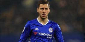هازارد يوافق على الانتقال لريال مدريد