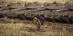 بعد إعلان ترامب.. الجيش الاسرائيلي يتأهب في الجولان