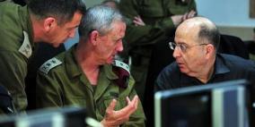 نتنياهو يرفع دعوى قضائية ضد غانتس ويعلون