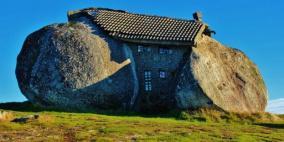 بالصور.. بيوت غريبة حول العالم