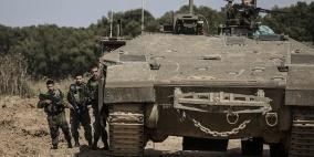جيش الاحتلال يستدعي الاحتياط ويحشد على حدود غزة