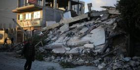13 عائلة بلا مأوى.. حصيلة العدوان على قطاع غزة
