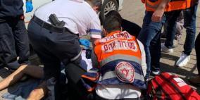 إصابة خطيرة بإطلاق نار في حيفا