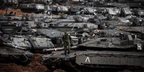 نتنياهو يأمر بتعزيز القوات في محيط قطاع غزة