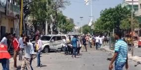 قتلى وجرحى بتفجيرات في العاصمة الصومالية مقديشو