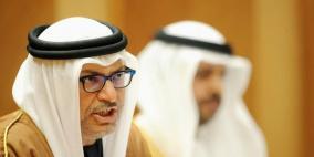 """وزير إماراتي يتوقع """"تحولا استراتيجيا"""" في علاقة العرب بإسرائيل"""